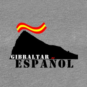 GIBRALTAR Spanish gray - Women's Premium T-Shirt