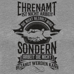 Volunteer - Frauen Premium T-Shirt