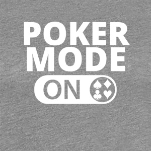 MODE ON POKER blackjack alle in - Vrouwen Premium T-shirt