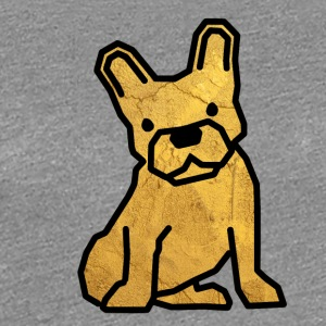 Bully - Golddesign - Women's Premium T-Shirt