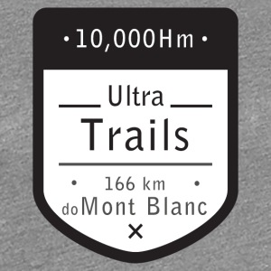 Ultra Trails mont blanc t shirt - Women's Premium T-Shirt