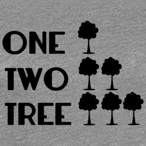 ONE-TWO-TREE-SF - T-shirt Premium Femme
