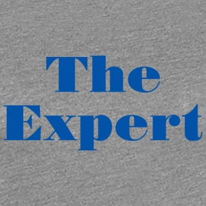 The Expert T-Shirt Barron Trump J.Crew t-shirt BE - Women's Premium T-Shirt