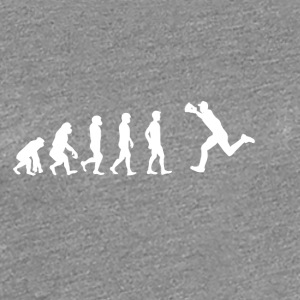 EVOLUTION baseball - Premium-T-shirt dam