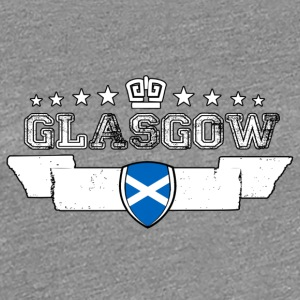 Glasgow - Frauen Premium T-Shirt