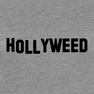 Hollyweed Black - Frauen Premium T-Shirt