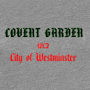 COVENT GARDEN - Dame premium T-shirt