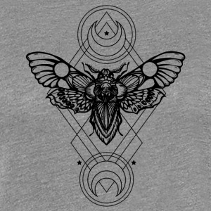 schmetterling tattoo - Frauen Premium T-Shirt