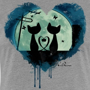 Catrina in Love - Moon - T-shirt Premium Femme