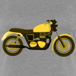 chopper - Dame premium T-shirt