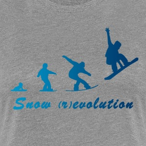 Snow (r) evolution