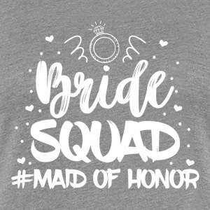 JGA Bride Squad Maid of Honor TEAM BRIDE