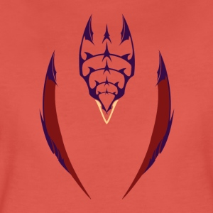Warriors of Swarm - Dame premium T-shirt