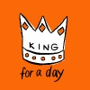 KING for a day - Vrouwen Premium T-shirt