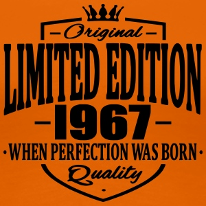 Limited edition 1967 - Frauen Premium T-Shirt
