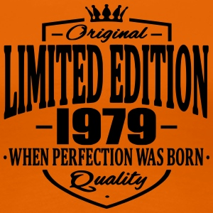 Limited edition 1979 - Frauen Premium T-Shirt
