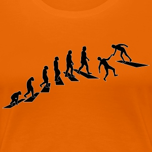 True Evolution - Camiseta premium mujer