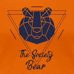 The company bear - Women's Premium T-Shirt