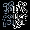 Believe In Yourself (Be You) - Vrouwen Premium T-shirt