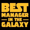 Best Manager In The Galaxy - Women's Premium T-Shirt