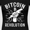 Bitcoin Revolution 2 - Frauen Premium T-Shirt