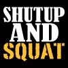 Shut up and SQUAT - Vrouwen Premium T-shirt