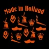 MADE IN HOLLAND - Vrouwen Premium T-shirt