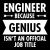 Engineer - Genius - Women's Premium T-Shirt