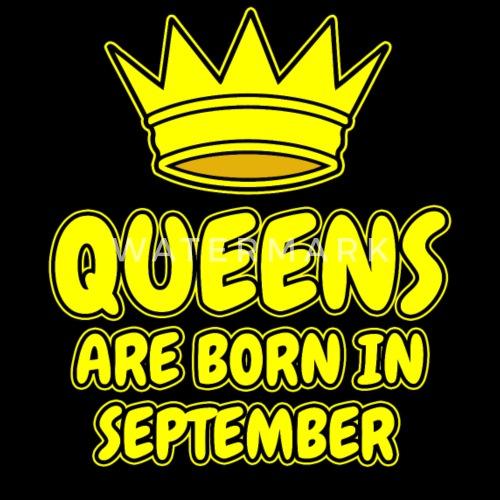 Top Verjaardag van september vrouw van internetnutzer | Spreadshirt &CU21
