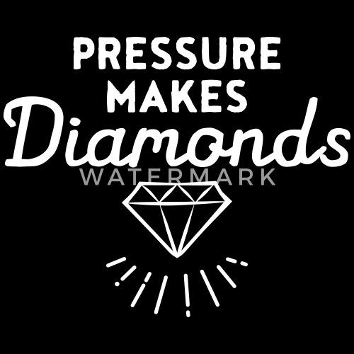 Pressure Makes Diamond: Pressure Makes Diamonds Von Yakoazon