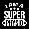 I am a Super Physio - Frauen Premium T-Shirt