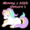 Mommy Unicorn - Frauen Premium T-Shirt