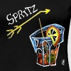 Spritz Aperol Party T-shirts Venice Italy - Energy Drink - Women's Premium T-Shirt