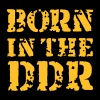 Born in the DDR - Frauen Premium T-Shirt