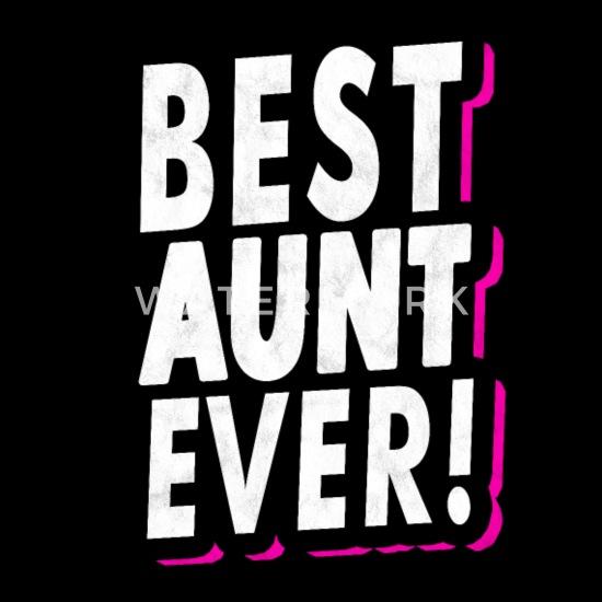 Beste Tante Ooit Coole Tante Tante Geschenk Vrouwen Premium