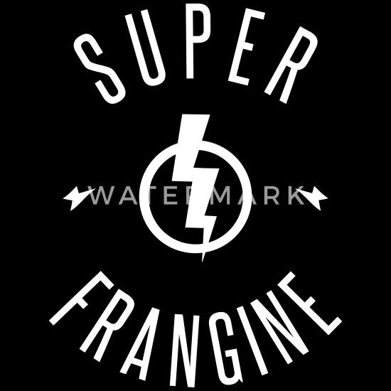 Super Frangine T Shirt Premium Femme Spreadshirt