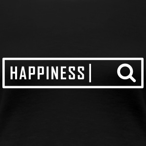 Search happiness - Women's Premium T-Shirt