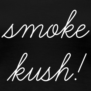 Smoke kush - Women's Premium T-Shirt