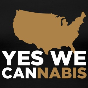 Yes We Cannabis! - Women's Premium T-Shirt