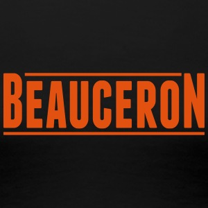 Beauceron - Frauen Premium T-Shirt