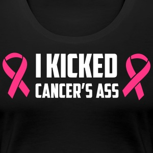 I Kicked Cancer's Ass