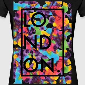 London Art 2 - Vrouwen Premium T-shirt