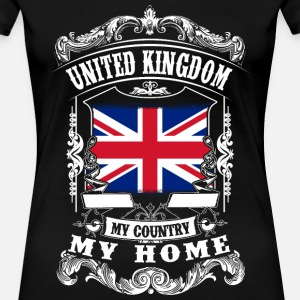 United Kingdom - My country - My home
