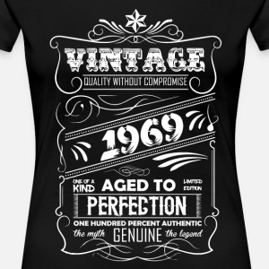 Vintage Aged To Perfection 1969