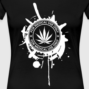 GANJA MEDICAL - Frauen Premium T-Shirt