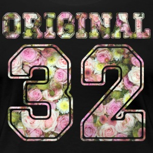 Original 32 - Frauen Premium T-Shirt