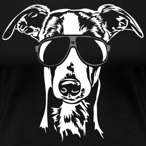 Whippet cool - Women's Premium T-Shirt