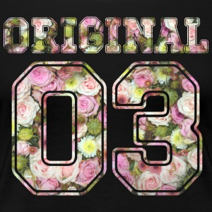 Original 03 - Women's Premium T-Shirt