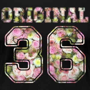 Original 36 - Frauen Premium T-Shirt