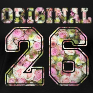 Original 26 - Frauen Premium T-Shirt